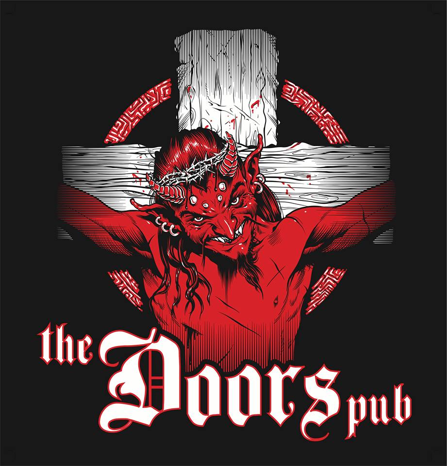 Hamilton - Doors Pub: Taco Joint & Metal Bar