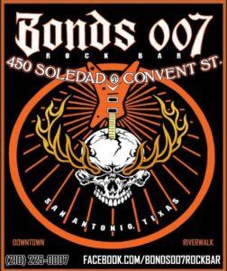 San Antonio - Bonds 007 Rock Bar