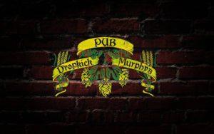 Pub Dropkick Murphys - Kos