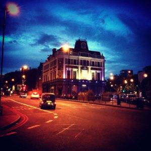 London - The Lounge - Metal Venue