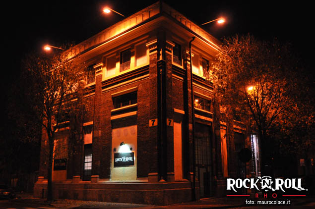 Milan – Rock'n'Roll Rho – Metal Pub