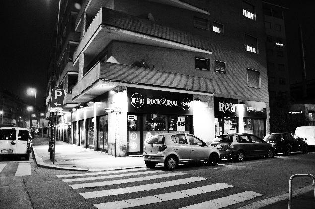 Milan – Rock'n'Roll Milano – Metal Pub