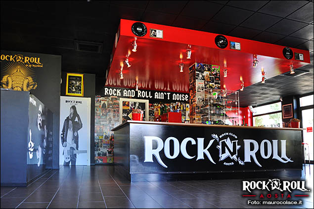 Rock'n'Roll Aosta – Metal Pub – SHUT DOWN ON APRIL 2015