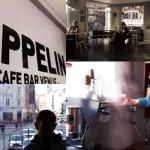 Copenhagen - Zeppelin bar & venue