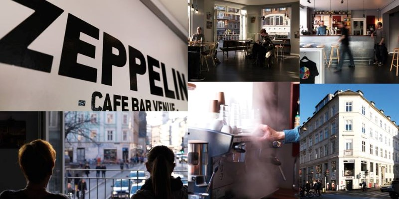 Copenhagen – Zeppelin bar & venue