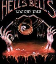 Prague - Hells Bells Rockin' Pub - Metal Pub