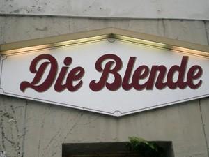Dusseldorf - Die Blende