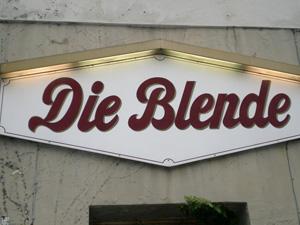 Dusseldorf – Die Blende