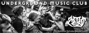 Vilnius - Metro Underground Music Pub