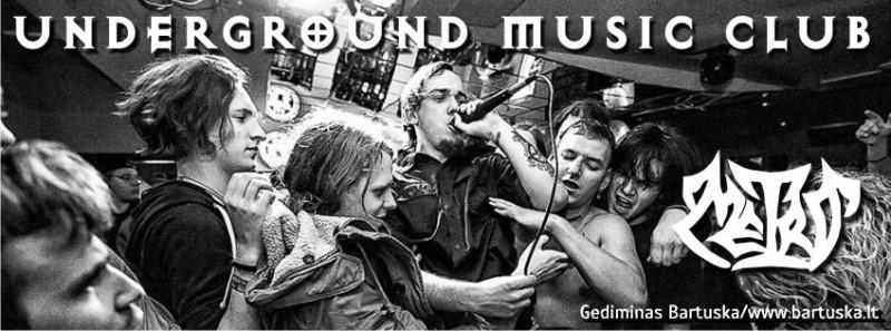 Vilnius – Metro Underground Music Pub