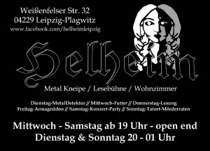 Leipzig - Helheim