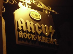 Lübeck - Angus Rock Kneipe