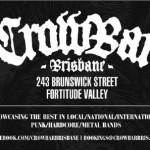 Brisbane - Crowbar