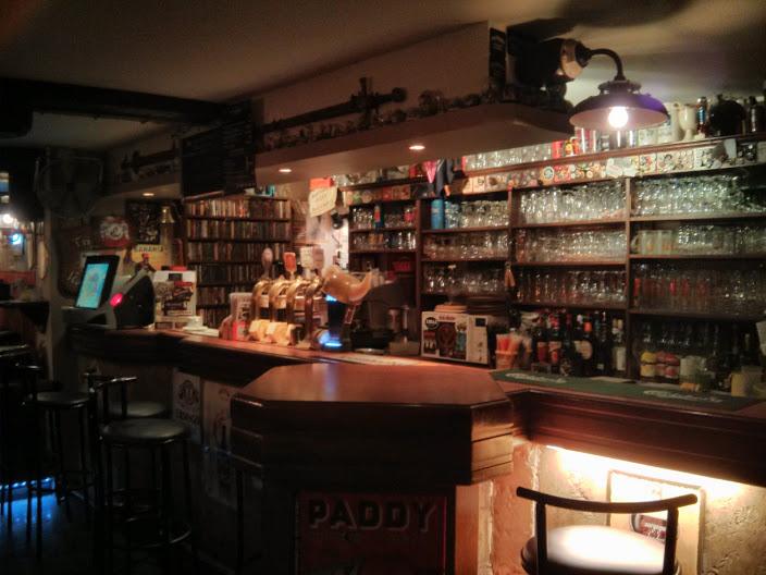 Strasbourg – Bar l'Excalibur