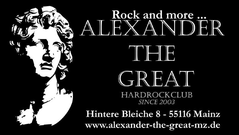 Mainz – Alexander The Great