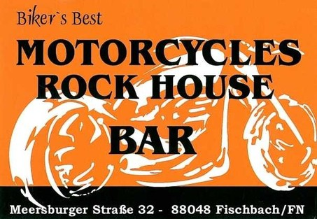 Fischbach – Motorcycles Rockhouse Bar