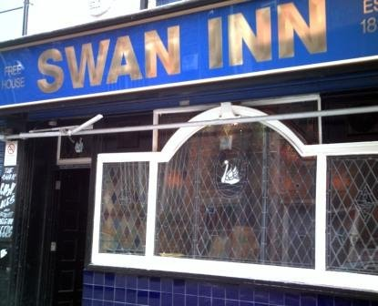 Liverpool – The Swan Inn