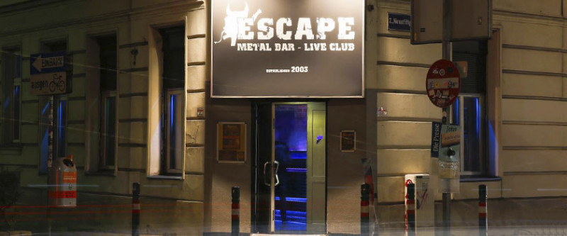 Wien – Escape – Metal Pub & Live Club