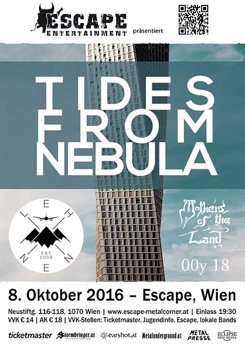 Tides From Nebula - Escape Wien