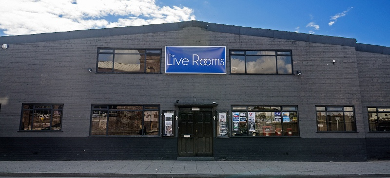 Chester – The Live Rooms