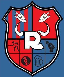 rockin bull logo antwerp